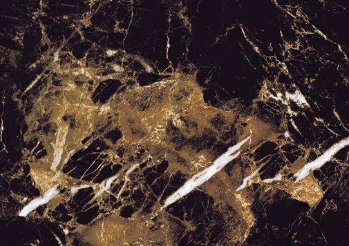 Selbstklebende Folie KN02 - Dark Caramel Marble