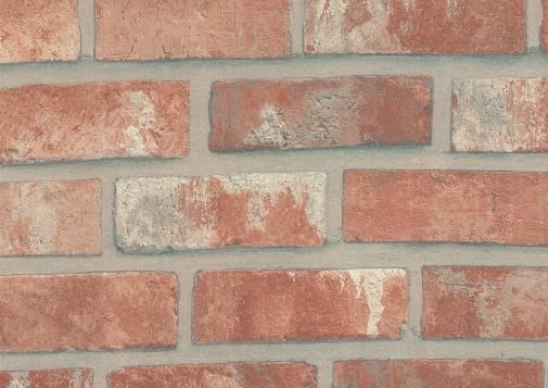 Selbstklebende Folie W7 - Red bricks