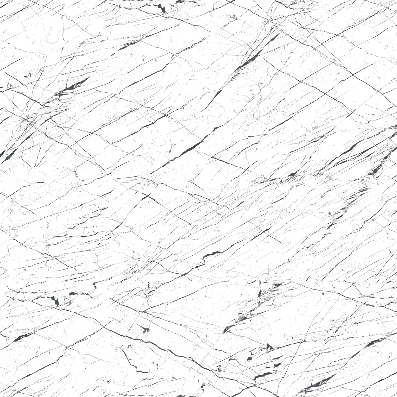 NE72 Black stripes white marble