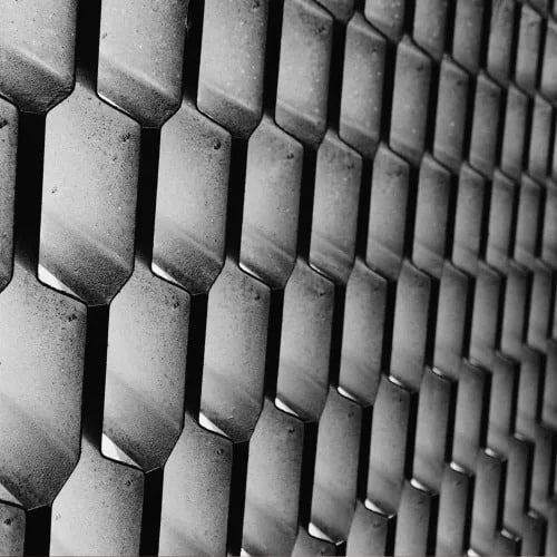 Selbstklebende Folie | Metall